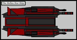 The Ziellax Star Ship