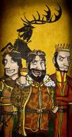 The Baratheons by Monkey19934