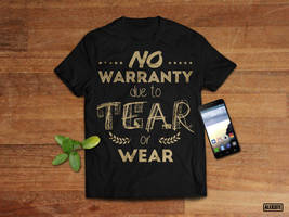 No Warranty by aleksite