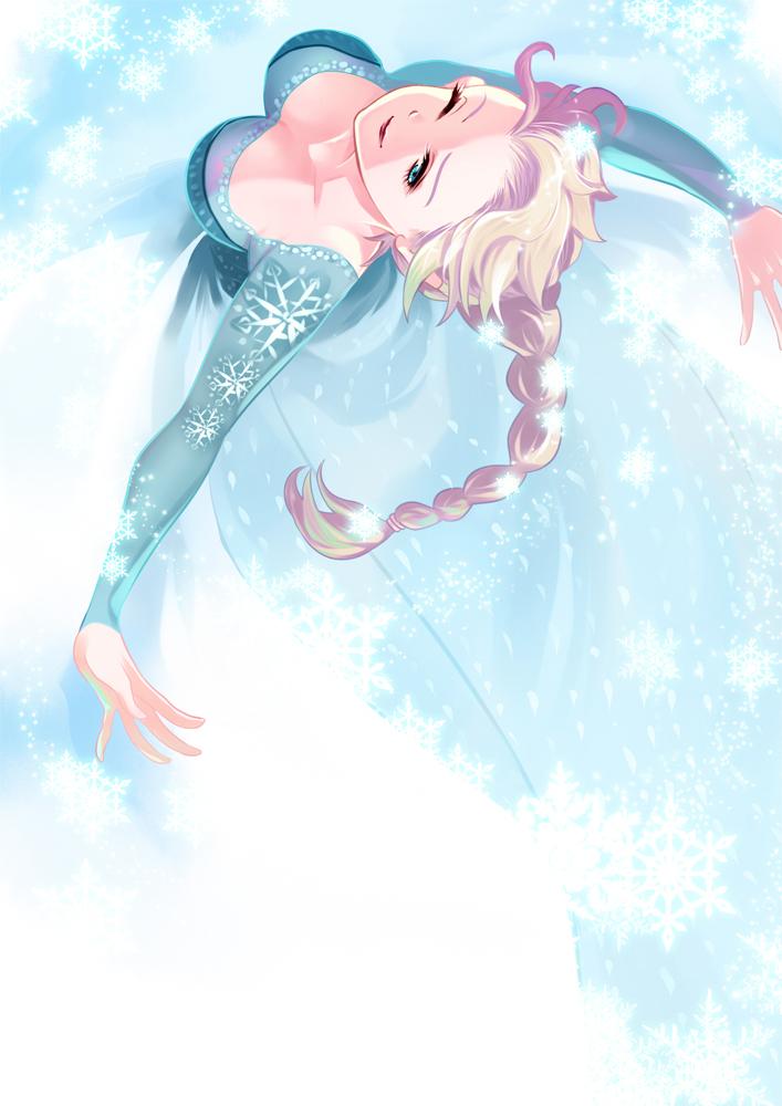 Elsa by JamesTheShark