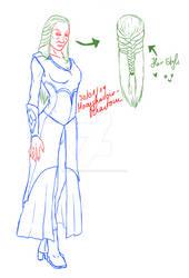 Sketch Queen Storm