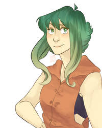 Gumi Megpoid by Jellygraphic