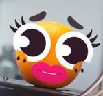 Enlarged Orange Doodland