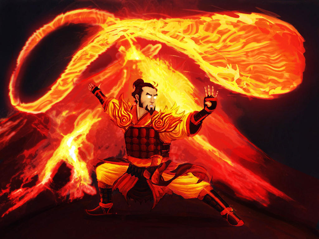 Fire Nation Avatar by zachjacobs on DeviantArt