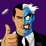 Two Face for Draw Something 2