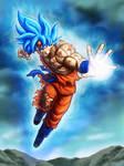 Super Saiyan Blue Son Goku