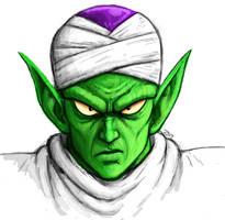 Piccolo on AnonDraw