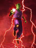 Piccolo, The Demon's Son by zachjacobs