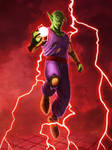 Piccolo, The Demon's Son