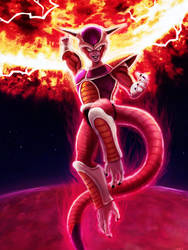 Lord Freeza by zachjacobs