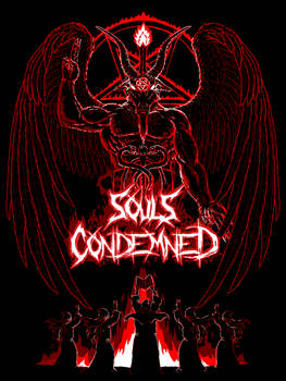Souls Condemned The Beast shirt design