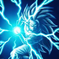 Super Saiyan 3 Kamehameha