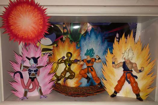 Dragon Ball Super: Dragon Stars Goku customization