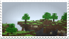 Indev Minecraft Stamp by Soulbutters