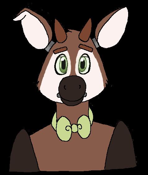 Oki the Okapi by A-LonelyDove