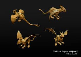 Firelizard Digital Maquette