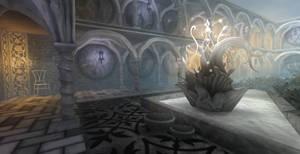 Fountain - Screenshot