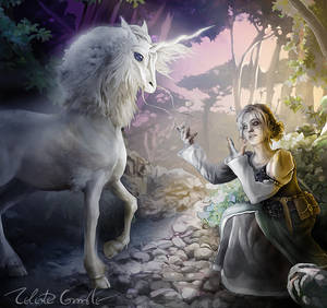 The Last Unicorn, Detail