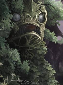 The Time Traveler, Morlock Detail