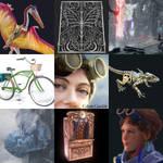 Celeste Gamble - Art VS Artist - ID - 2019 - 3D
