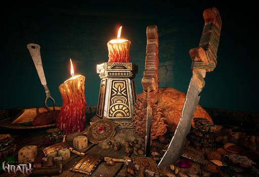 Asgard's Wrath: The Giant's Table Arena - 1