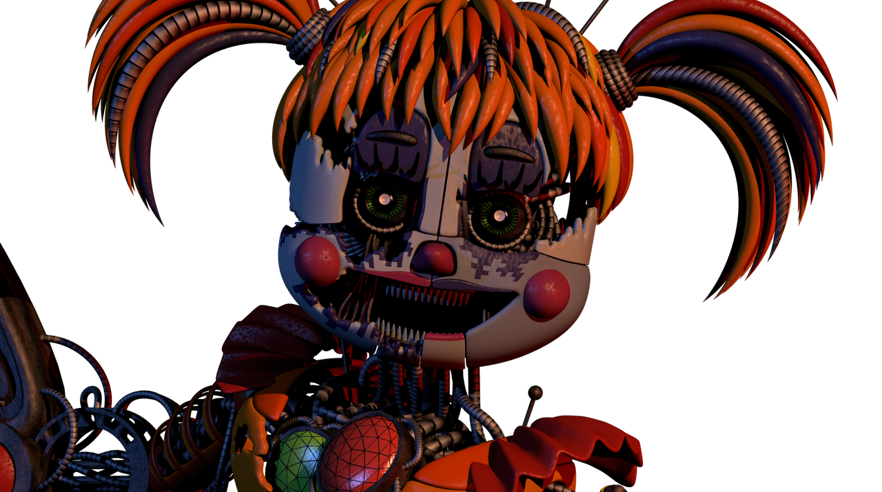 Scrap Baby by GoldenSpoonProduct on DeviantArt