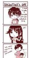 Happy Valentine's Day 2012 by anubis0055
