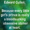 Edward Cullen by revengedmadness