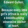 Edward Cullen by revengedmadness