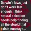 Darwin by revengedmadness