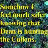 Dean vs Edward by revengedmadness
