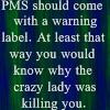 Warning Label by revengedmadness