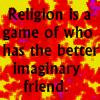 Religious Game by revengedmadness