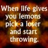 Lemon Toss by revengedmadness