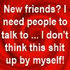 New Friends by revengedmadness
