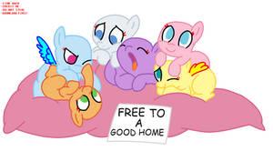 MLP: Free Ponies Base