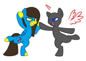 MLP Collab: BROHOOF by MLP-Blue-Bases