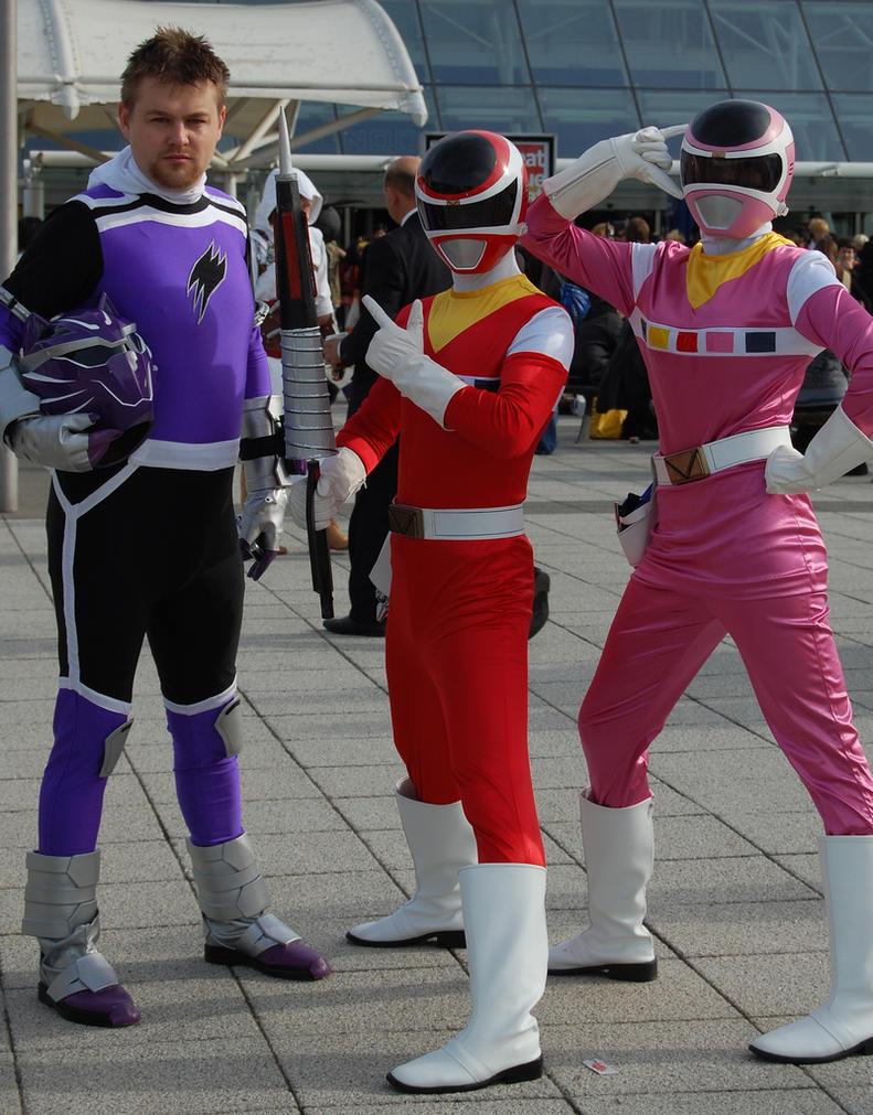 Power Rangers-Megaranger 2 by Red-Space-Ranger ...  sc 1 st  DeviantArt & Power Rangers-Megaranger 2 by Red-Space-Ranger on DeviantArt