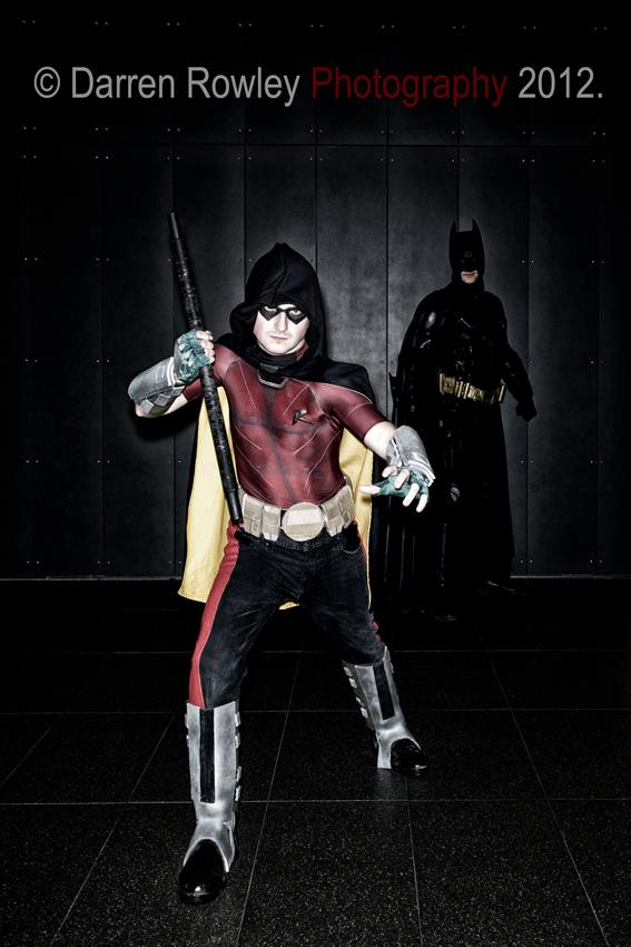 Robin: Arkham City 1 by Red-Space-Ranger on DeviantArt