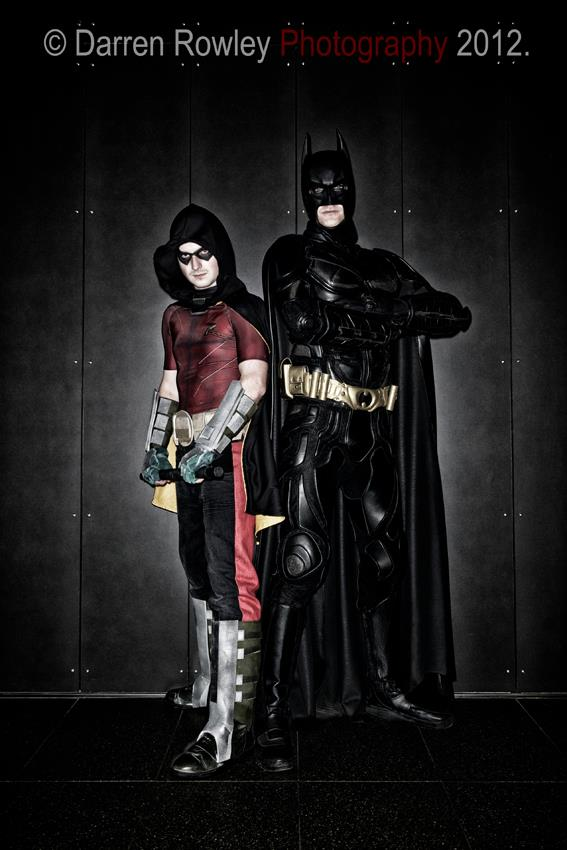 Robin Arkham City Cosplay Robin Arkham City 2 byRobin Arkham City Hood