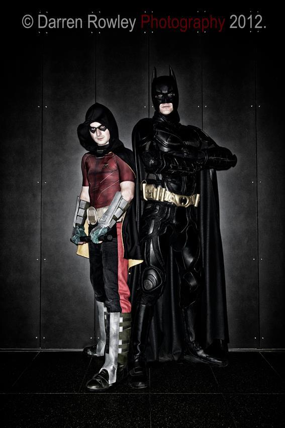 Robin: Arkham City 2 by Red-Space-Ranger on DeviantArt