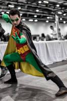 Robin - Tim Drake 1 by Red-Space-Ranger