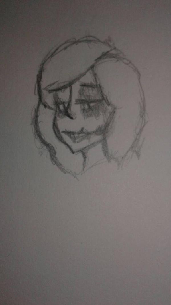 random doodle by Candied-Curse
