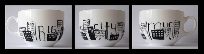 Big City Mug by smist