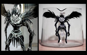 Death Note: Ryuk Tea Pot by smist
