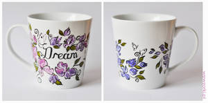 Dreamy Mug for a Dreamy Girl