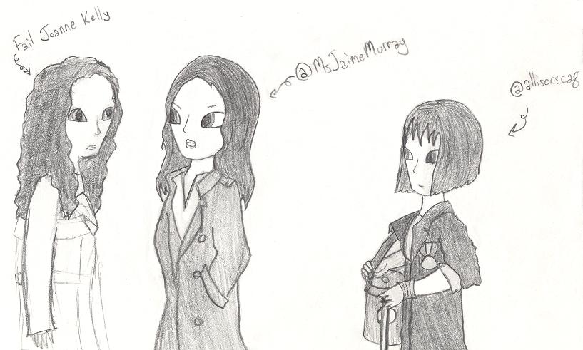 The Girls of Warehouse 13 by IrisaNyira