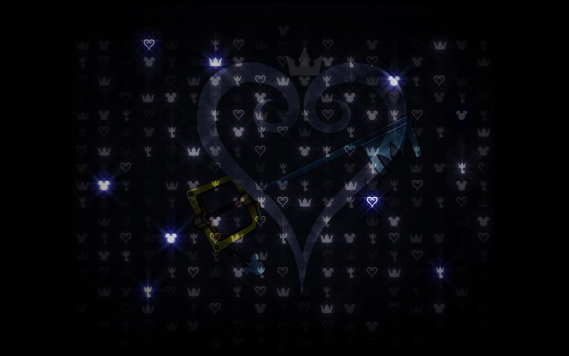 kingdom hearts wallpap...
