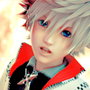 [100x100 Icons] - Roxas by Kingdom-Hearts-Realm