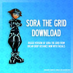 [UPDATE] Sora - The Grid - DL